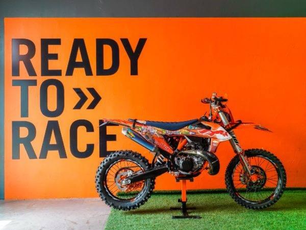 Motos KTM vente et réparations à Lyon