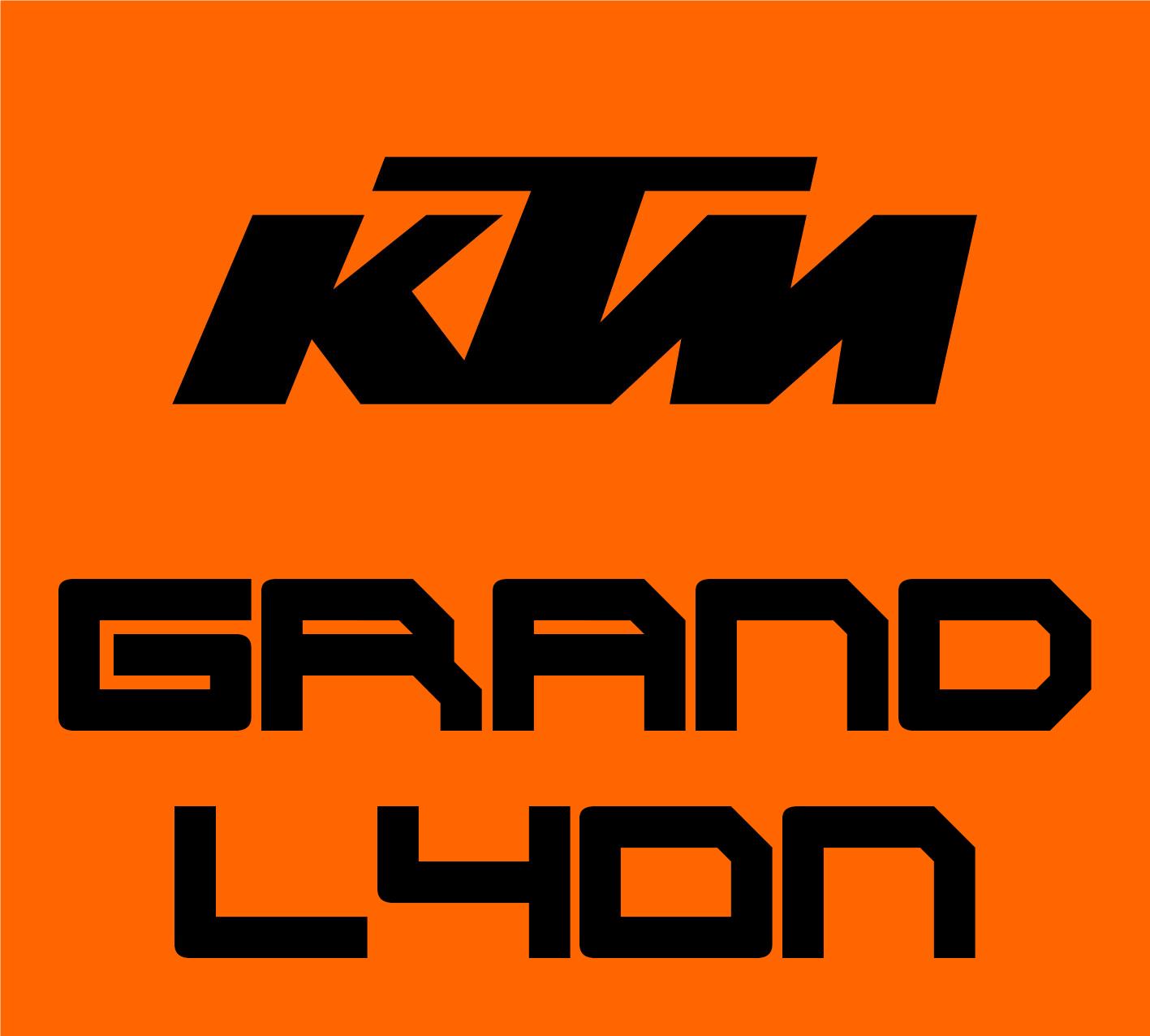 Logo KTM Grand Lyon