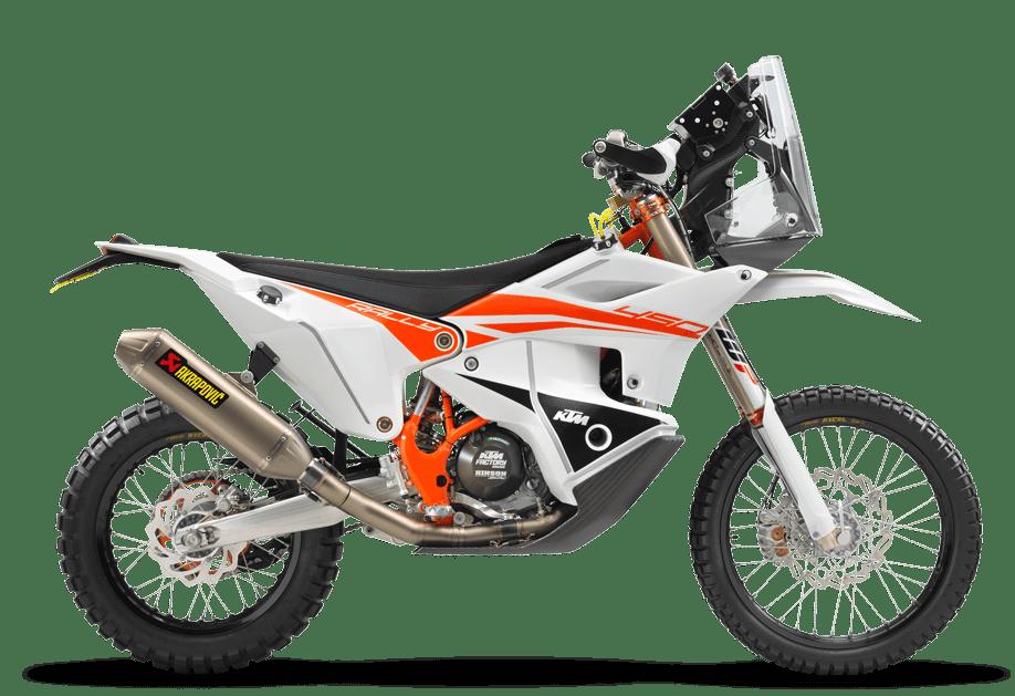 KTM 450 RALLY FACTORY REPLICA 2022 KTM LYN